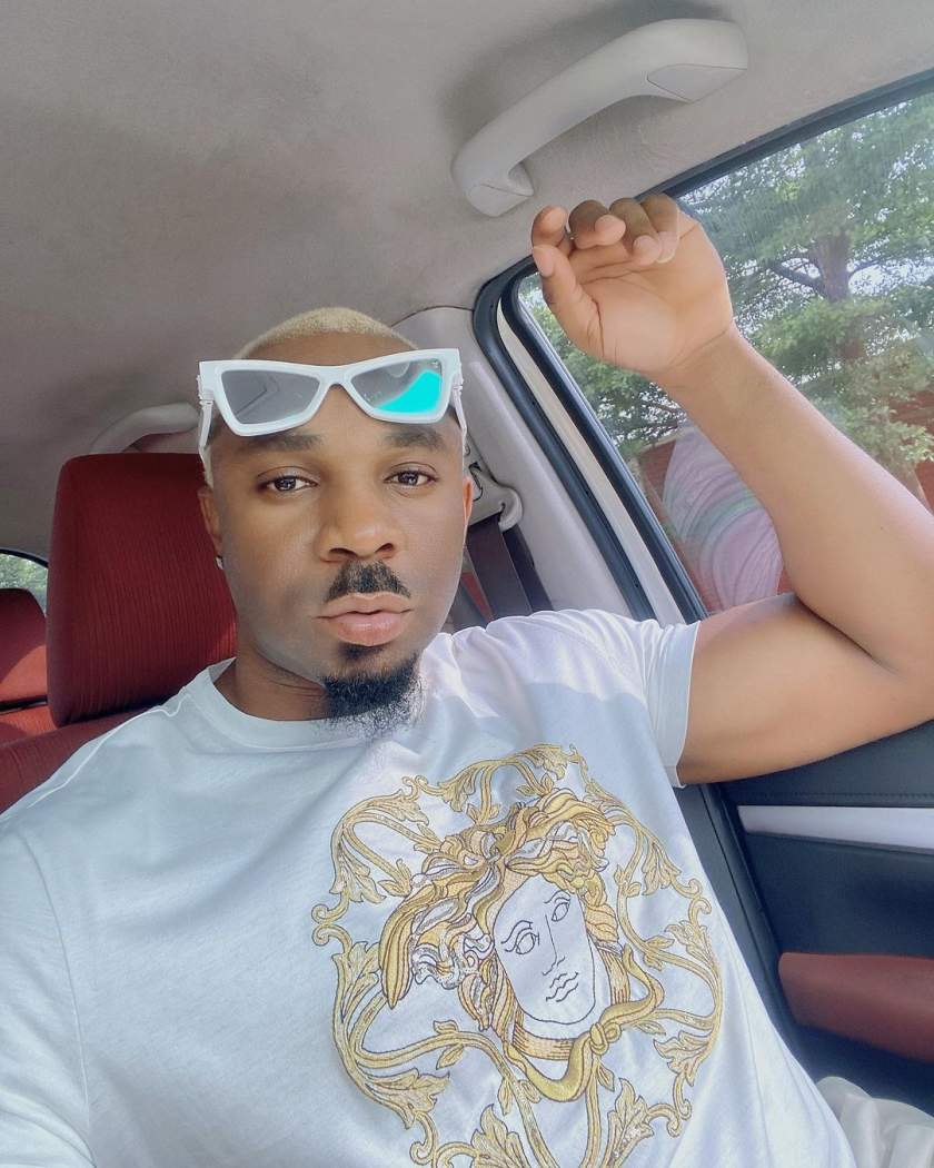Lagos socialite, Pretty Mike exposed and sued for staging a false valentine's gift presentation