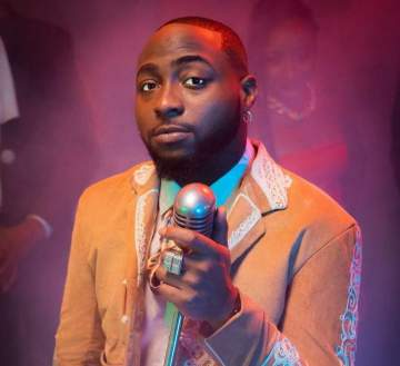 My father used to work at a fast food restaurant in America - Davido reveals (Video)