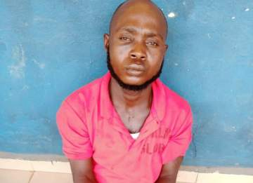 Man arrested in Imo for killing another man who accused him of sleeping with a married woman