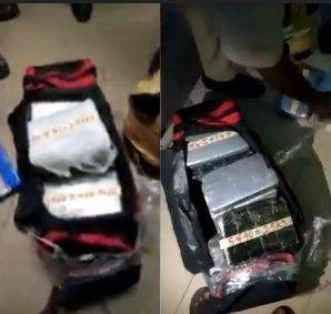 NDLEA intercepts 40 parcels of cocaine worth N32 billion in Lagos (photos)