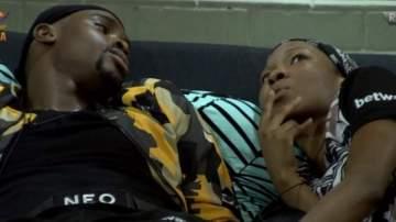 BBNaija 2020: Nengi plans to stop Neo, Vee from having sex in hotel room on Sunday (Video)