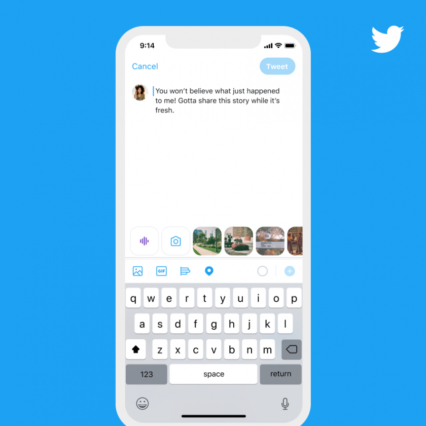 Twitter Introduces Audio Tweets for iOS