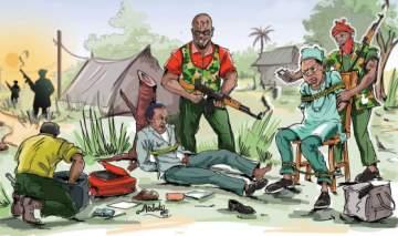 BREAKING NEWS! Unknown Gunmen Kidnap Doctors In Benue State
