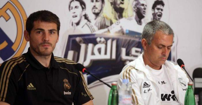 Real Madrid legend Iker Casillas 'attacks' Mourinho again