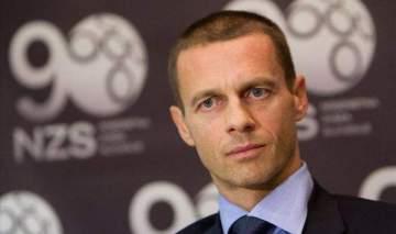 "UEFA president slams ""mad"" Premier League clubs"