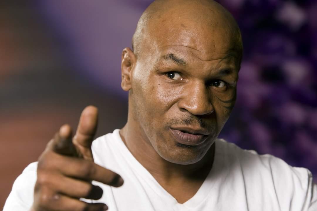 Mike Tyson 660 Reuters
