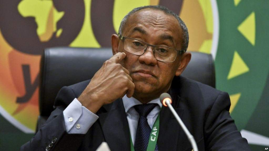 FIFA speaks on arrest of CAF President, Ahmad in France