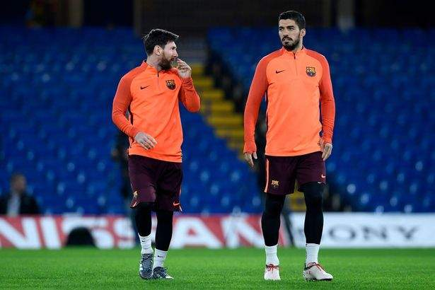Messi, Suarez speak on playing with Griezmann at Barcelona