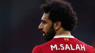Mohamed Salah in shock Liverpool exit after heated discussion with Klopp
