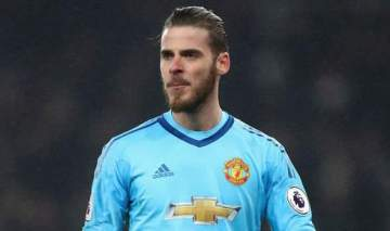 What De Gea said after Manchester United's humiliating 4-0 loss to Everton