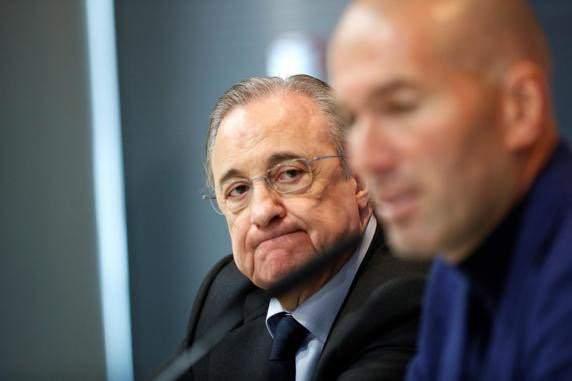 Perez Zidane May2018