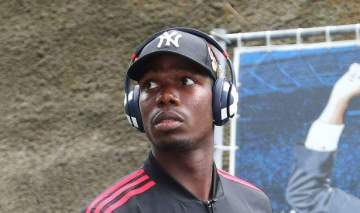Why Pogba was spotted in Juventus stadium on Sunday