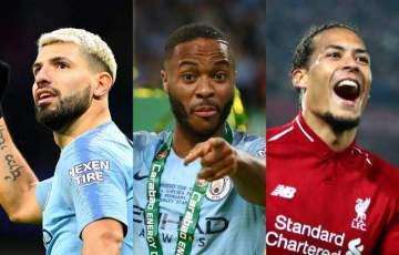 Six-man shortlist for PFA player revealed (Full list)