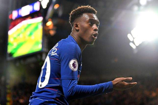 EPL: Hudson-Odoi gives condition for signing new contract with Chelsea