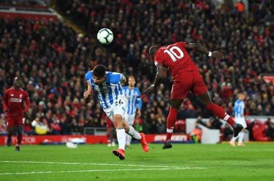 Mane Huddersfield Apr2019