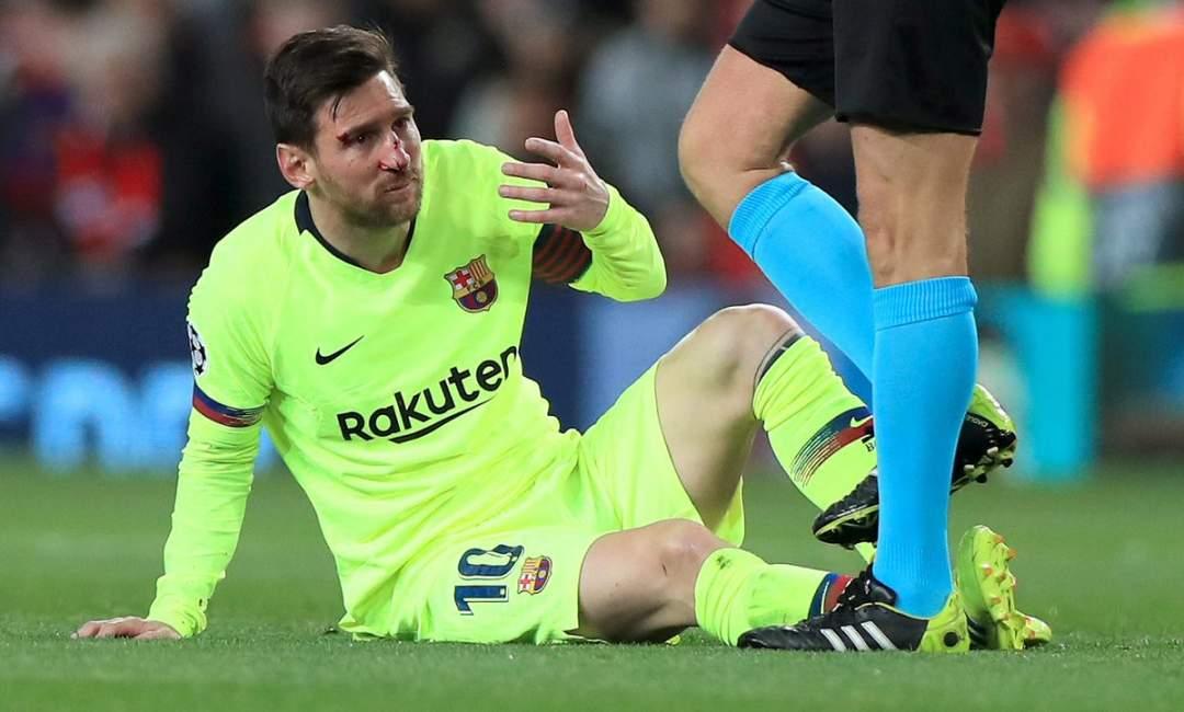 Messi Vs Man Utd OT Apr2019