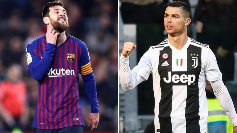 Mess And Ronaldo