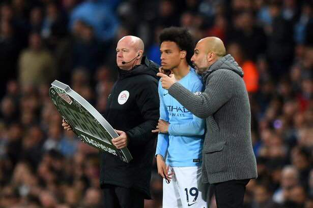 Bayern Munich confirms interest in Manchester City star