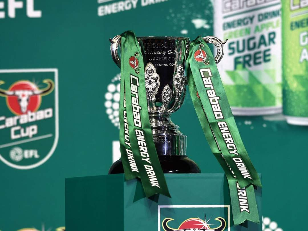 Carabao Cup fourth round draw (Full fixture list)