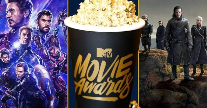 2019 MTV Movie Award