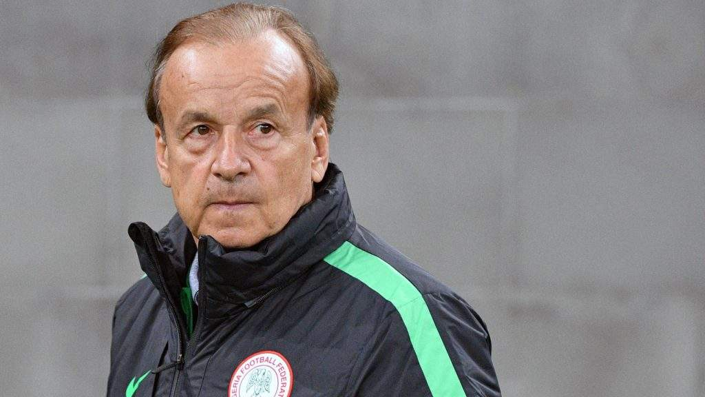 Rohr blamed for Super Eagles' drop in FIFA rankings