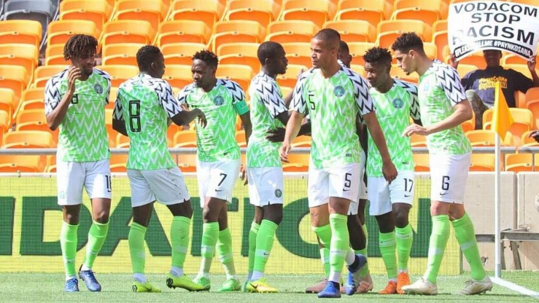 Nigeria vs South Africa: Two Super Eagles players undergo drug test after 2-1 win