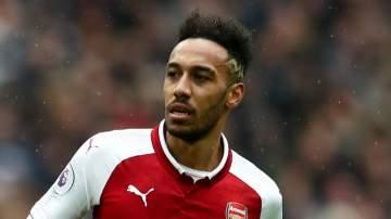 EPL: Aubameyang set to dump Arsenal for Real Madrid