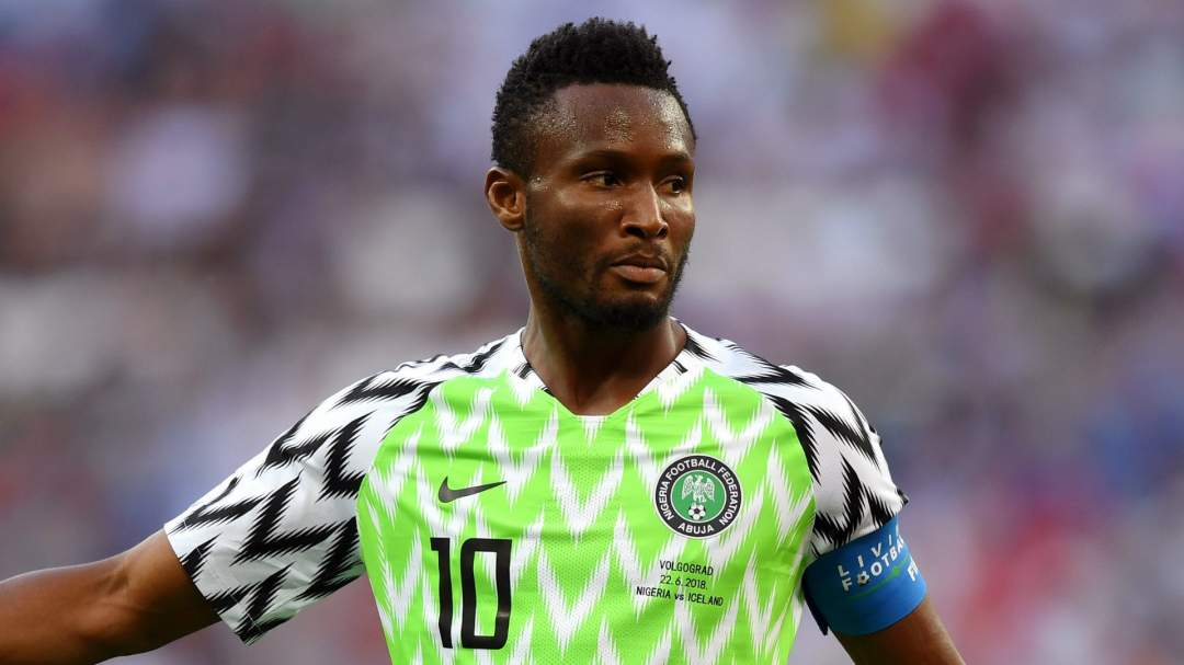 What FIFA said about Mikel Obi's retirement