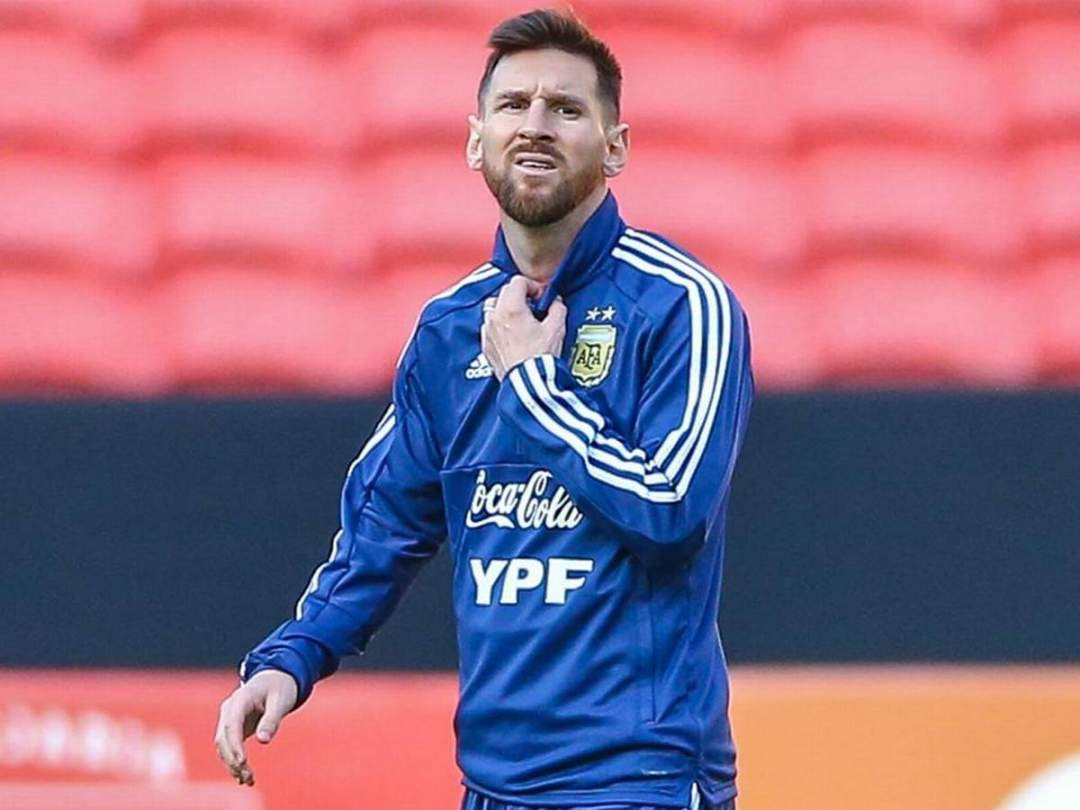 Messi names best goal, coach, strongest opponent ever