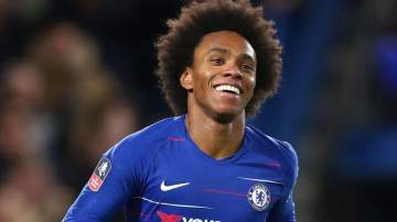 EPL: Tottenham board gives Mourinho condition to sign Willian from Chelsea