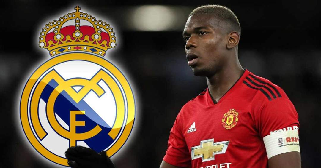 Transfer: Manchester United finally receive £142m from Real Madrid for Pogba