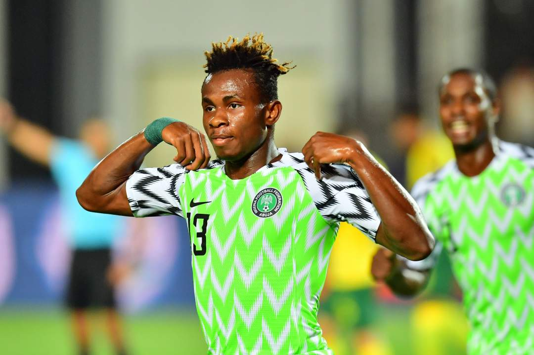 Chukwueze South Africa July2019