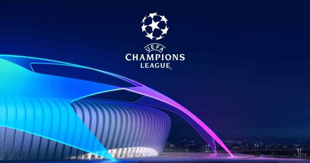 Champions League UEFA 1
