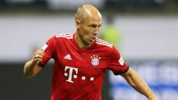 Robben picks best manager between Guardiola, Mourinho