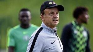 Nigeria cannot win World Cup - Super Eagles coach Gernot Rohr