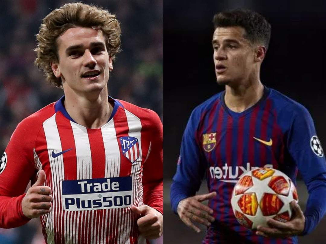Transfer: Coutinho's Barcelona future uncertain as Griezmann takes his No.7 shirt