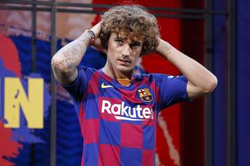 LaLiga: Why Griezmann can't take Coutinho's No.7 shirt after Brazilian left for Bayern