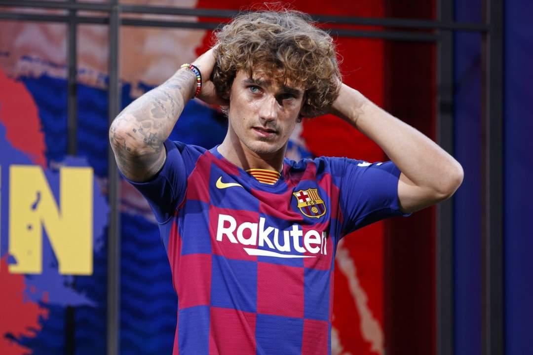 LaLiga: Barcelona punished over Griezmann deal