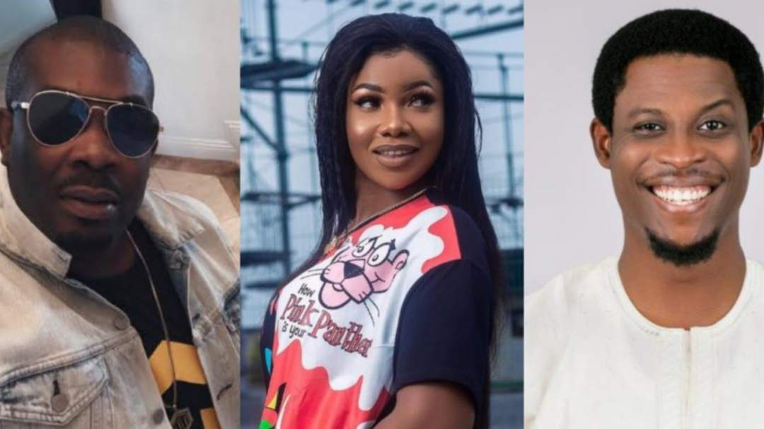 Don Jazzy Reacts To Seyi Tacha