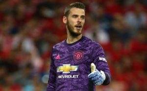 EPL: Why Solskjaer will not play De Gea in Man Utd's next six matches