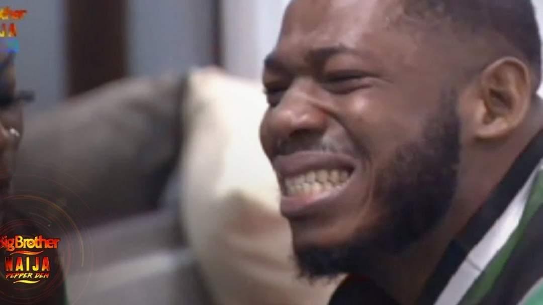 Frodd Breaks Down In Tears