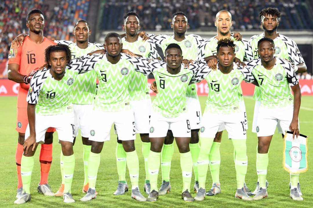 Super Eagles Vs South Africa July2019