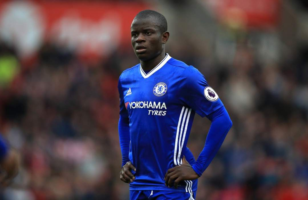 EPL: Hazard, Courtois explain why Zidane must bring Kante to Madrid from Chelsea