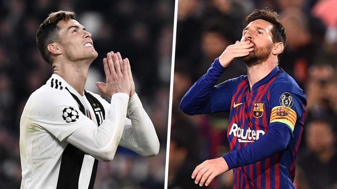 Cristiano Ronaldo lists reasons he's better than Messi
