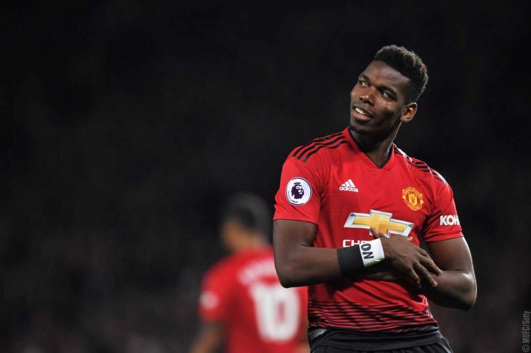 Transfer: Real Madrid defender welcomes Pogba to LaLiga club