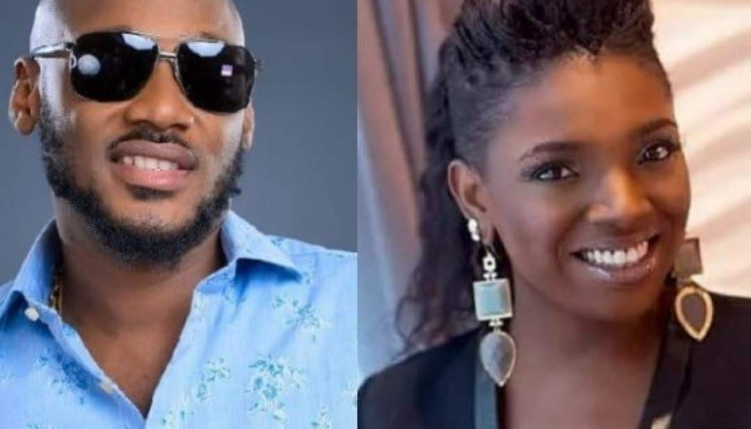 2face Annie Idibia Marriage Crashed 20