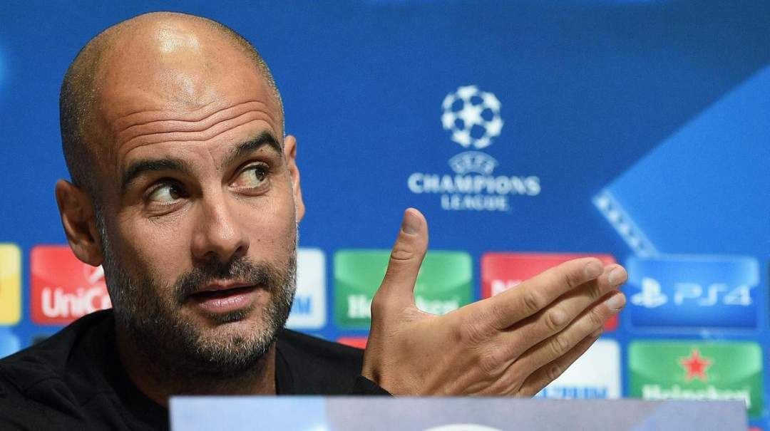 EPL: Guardiola reveals strongest team in the world