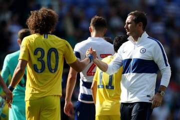 EPL: David Luiz reveals what Lampard told him before he left Chelsea for Arsenal