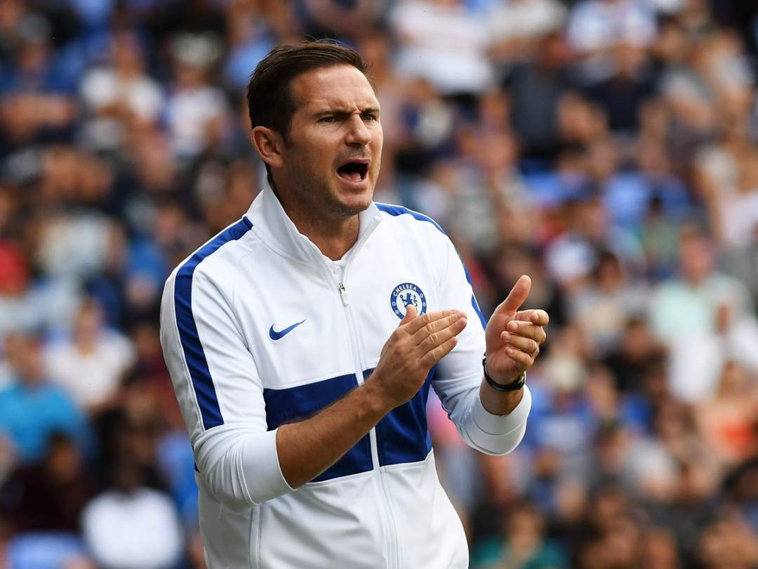 Champions League: Lampard reveals penalty taker after Barkley's miss against Valencia