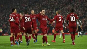 Liverpool confirm 20-man squad for Club World Cup (Full list)